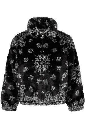 Supreme Bandana-print bomber jacket