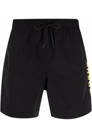 Barbour Logo fitted shorts