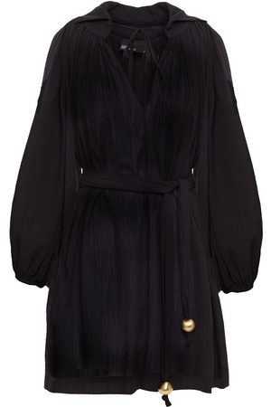 Lisa Marie Fernandez Woman Gathered Crinkled Cotton-voile Mini Dress Size 1