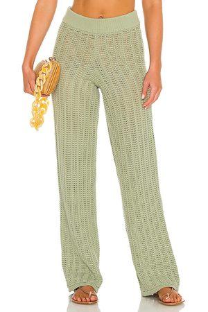 Tularosa Maeve Knit Pants in . Size XXS, XS, S, M, XL.