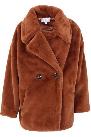 Forever Unique Women Coats - COATS & JACKETS - Teddy coat