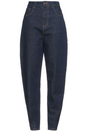 WEILI ZHENG DENIM - Denim trousers