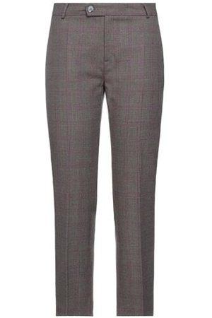 BARBA Women Trousers - TROUSERS - Casual trousers