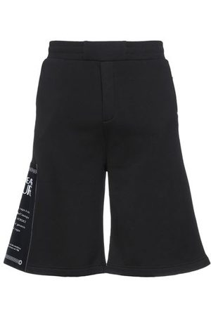 VERSACE JEANS COUTURE TROUSERS - Bermuda shorts