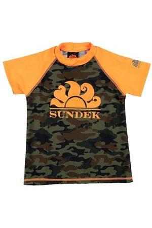 Sundek Boys Short Sleeve - TOPWEAR - T-shirts
