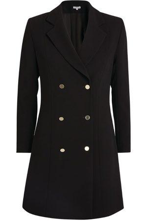 Claudie Pierlot Double-Breasted Blazer Dress