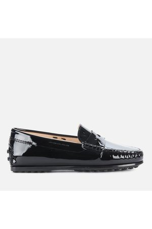 Tod's Tods Kids' Leather Loafers
