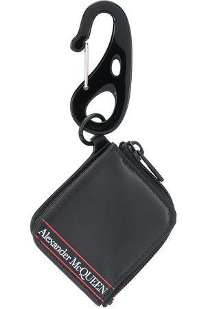 Alexander McQueen Logo keyring wallet