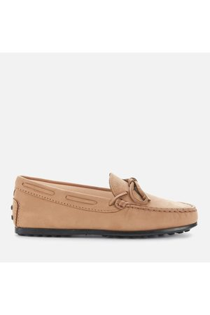 TOD'S Loafers - Tods Toddlers' Suede Loafers