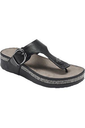 Graceland Diamante Toe Post Sandals