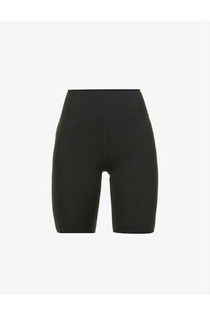 GIRLFRIEND COLLECTIVE Float high-rise recycled polyester-blend shorts