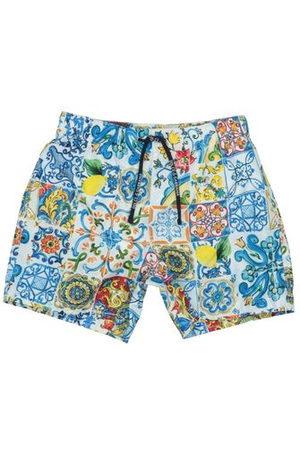 Dolce & Gabbana Baby Swim Shorts - DOLCE & GABBANA