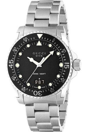 Gucci Men Watches - Dive 40mm - Metallic