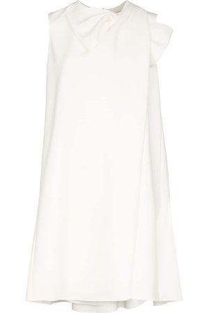Roksanda Bow-detail sleeveless dress
