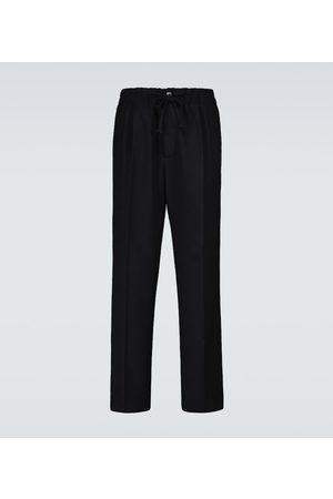 Nanushka Men Trousers - Nile drawstring pants