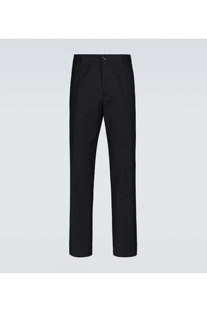 Loro Piana Cotton and wool chino pants
