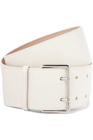 Alexander McQueen Women Belts - Leather belt