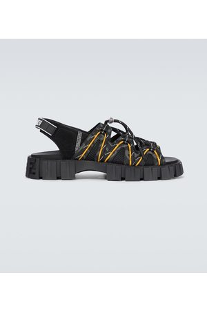 Fendi Technical strapped sandals
