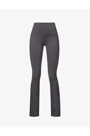 Splits59 Raquel flared high-rise stretch-woven leggings