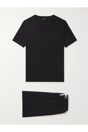 Ermenegildo Zegna Men Pyjamas - Lyocell-Jersey Pyjama Set