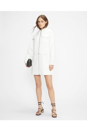 Ted Baker Cropped Waffle Texture Jacket