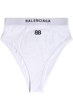 Balenciaga Cotton Jersey Sport Briefs