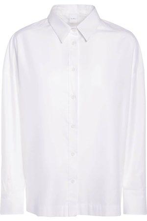 Max Mara Women Shirts - Cotton Twill Shirt