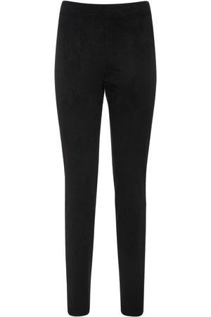 Max Mara Women Trousers - High Waist Stretch Pants