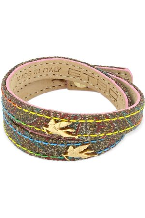 Etro Arnica Motif Bracelet