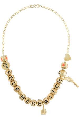 Natasha Zinko Witch charm necklace