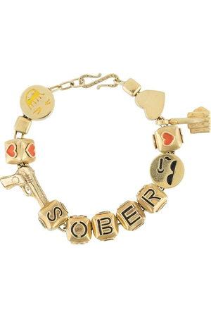 Natasha Zinko Sober charm bracelet