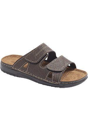 Memphis One Men Sandals - Mens Twin Strap Footbed Sandal