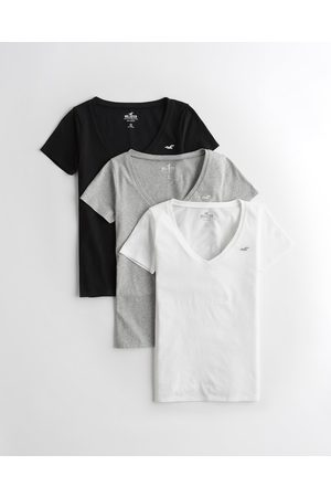 Hollister Must-Have Slim T-Shirt 3-Pack