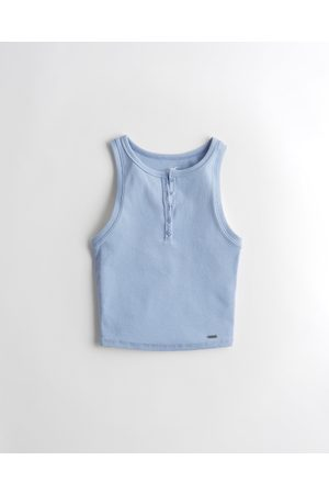 Hollister Must-Have Henley Tank