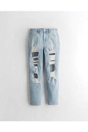 Hollister Women Boyfriend - Ultra High-Rise Mom Jeans