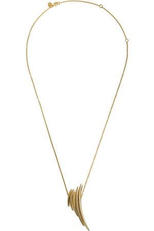 Shaun Leane Women Necklaces - Quill pendant necklace