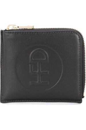 Honey Fucking Dijon Men Purses & Wallets - Embossed logo zip-around wallet