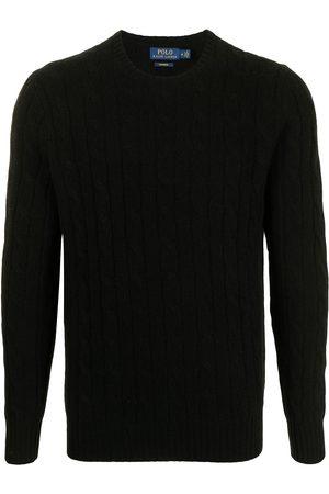 Polo Ralph Lauren Men Sweatshirts - Crew-neck cable-knit jumper