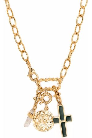 Gas Bijoux Constantine charm necklace