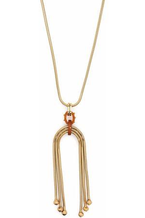 Gas Bijoux Women Necklaces - Mamba fringe necklace