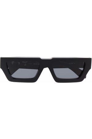 OFF-WHITE Sunglasses - Manchester rectangular-frame sunglasses