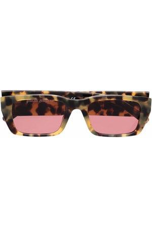 Palm Angels Angel rectangle-frame sunglasses