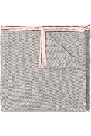 Brunello Cucinelli Men Scarves - Stripe detailing scarf
