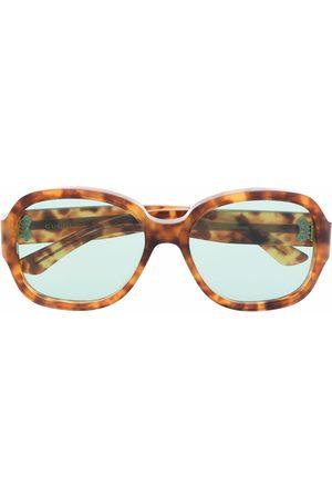 Gucci GG0989S round-frame sunglasses