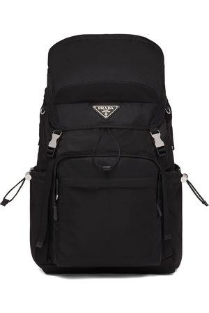 Prada Men Rucksacks - Re-Nylon backpack