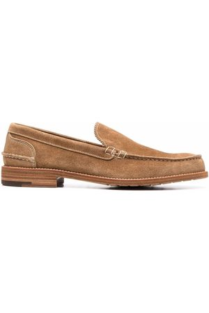 Premiata Men Loafers - Slip-on loafers - Neutrals