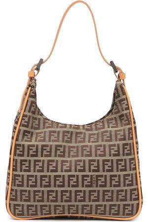 Fendi Women Shopper & Tote Bags - 1990s Zucchino-pattern tote bag