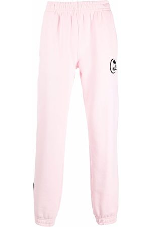 Styland Trousers - Patch detail track pants