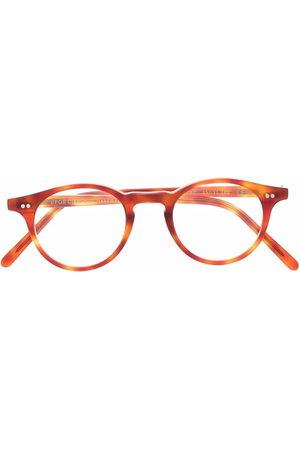 EPOS Tortoiseshell round-frame glasses - Neutrals