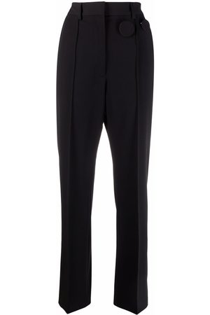 MM6 MAISON MARGIELA Women Trousers - Tapered tailored trousers
